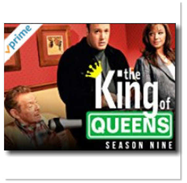 King Of Queens Amazon Prime