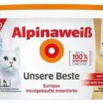 "ALPINA Innenfarbe ""Unsere Beste"" / Alpinaweiß / 8L"