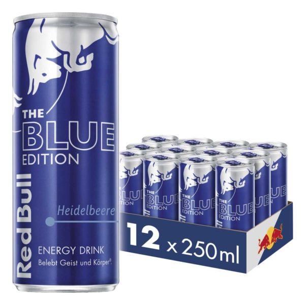 amazon 12x red bull energy drink heidelbeere fuer 951 e statt 1188 e