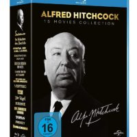 amazon alfred hitchcock collection blu ray 15 filme