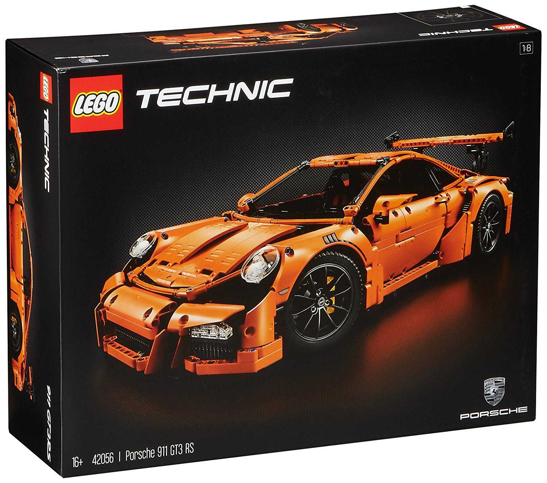 amazon es lego technik porsche 911 gt3 rs