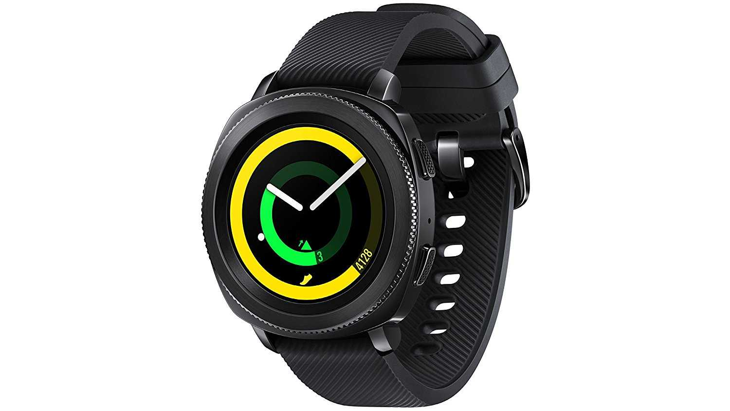 amazon es samsung gear sport in schwarz 1