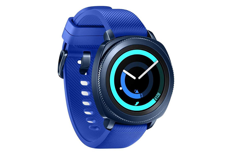 amazon es samsung gear sport in schwarz oder blau