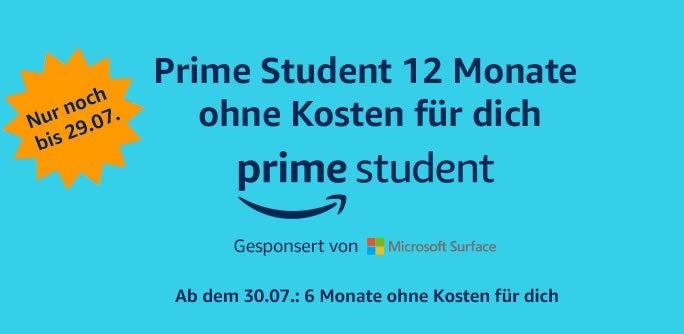 Amazon Prime Auszubildende