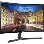 Amazon: Samsung C27F396F 68,6 cm (27 Zoll) Monitor