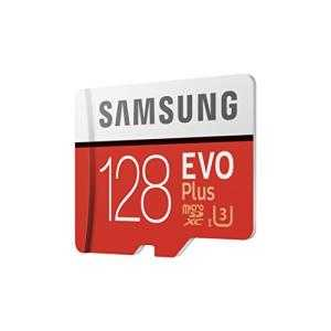 amazon samsung microsdxc speicherkarte evo plus 128 gb mit sd adapter fuer eur 29
