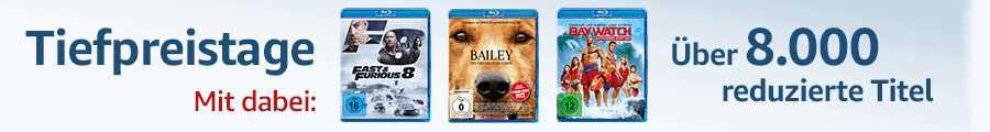 amazon tiefpreisaktion dvds und bluray zum absoluten tiefstpreisen