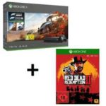 Xbox One S / X Bundles, z.B. One X + Forza Horizon 4 + Forza Motorsport 7 + Red Dead Redemption 2