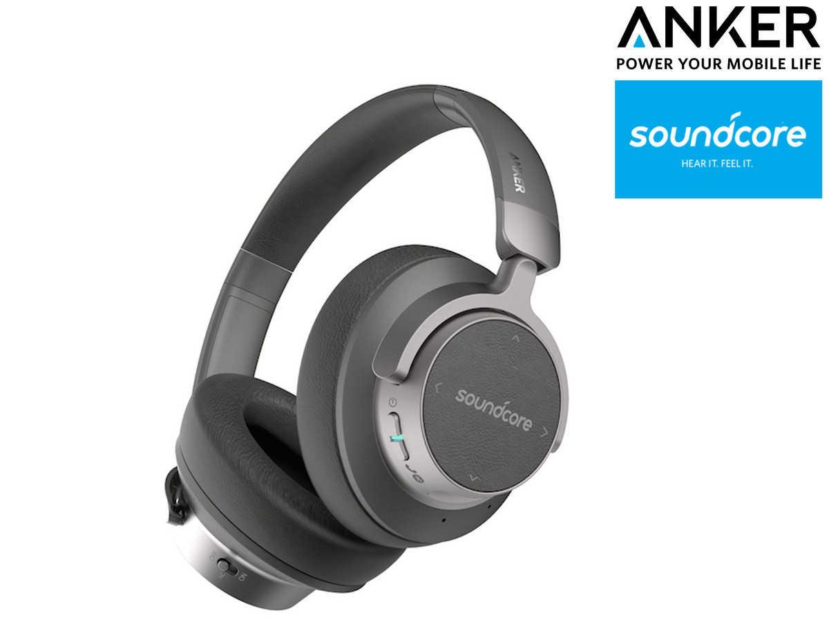 Anker Soundcore Space NC Bluetooth Kopfhörer für 49,99€ (statt 114€)