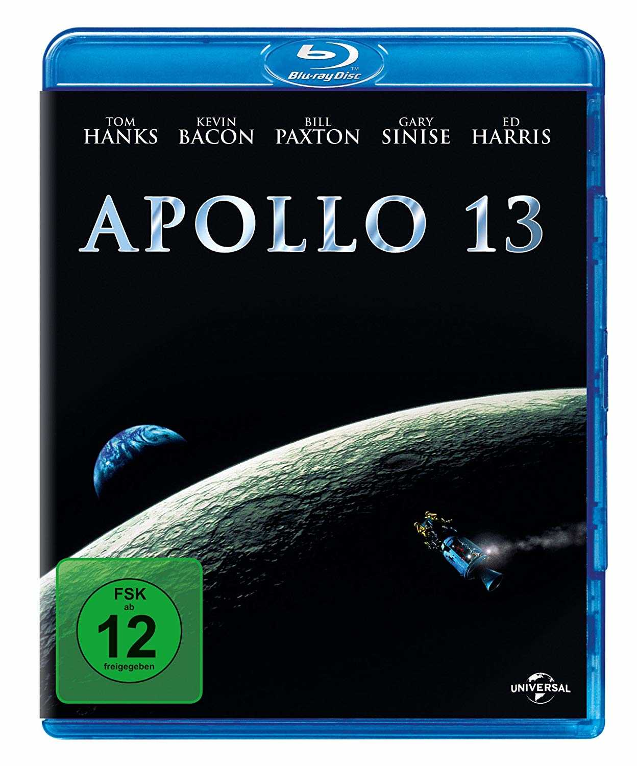 apollo 13 20th anniversary auf blu ray bei amazon prime