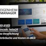 App Eigenheim Manager gratis