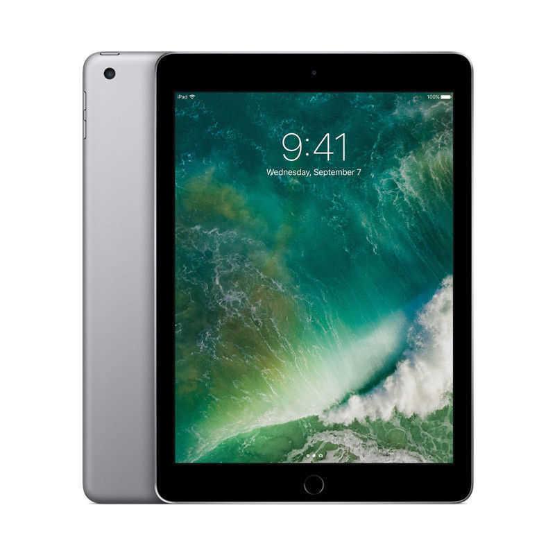 apple ipad 2018 a1893 128gb wifi spacegrau fuer 377e inkl versand