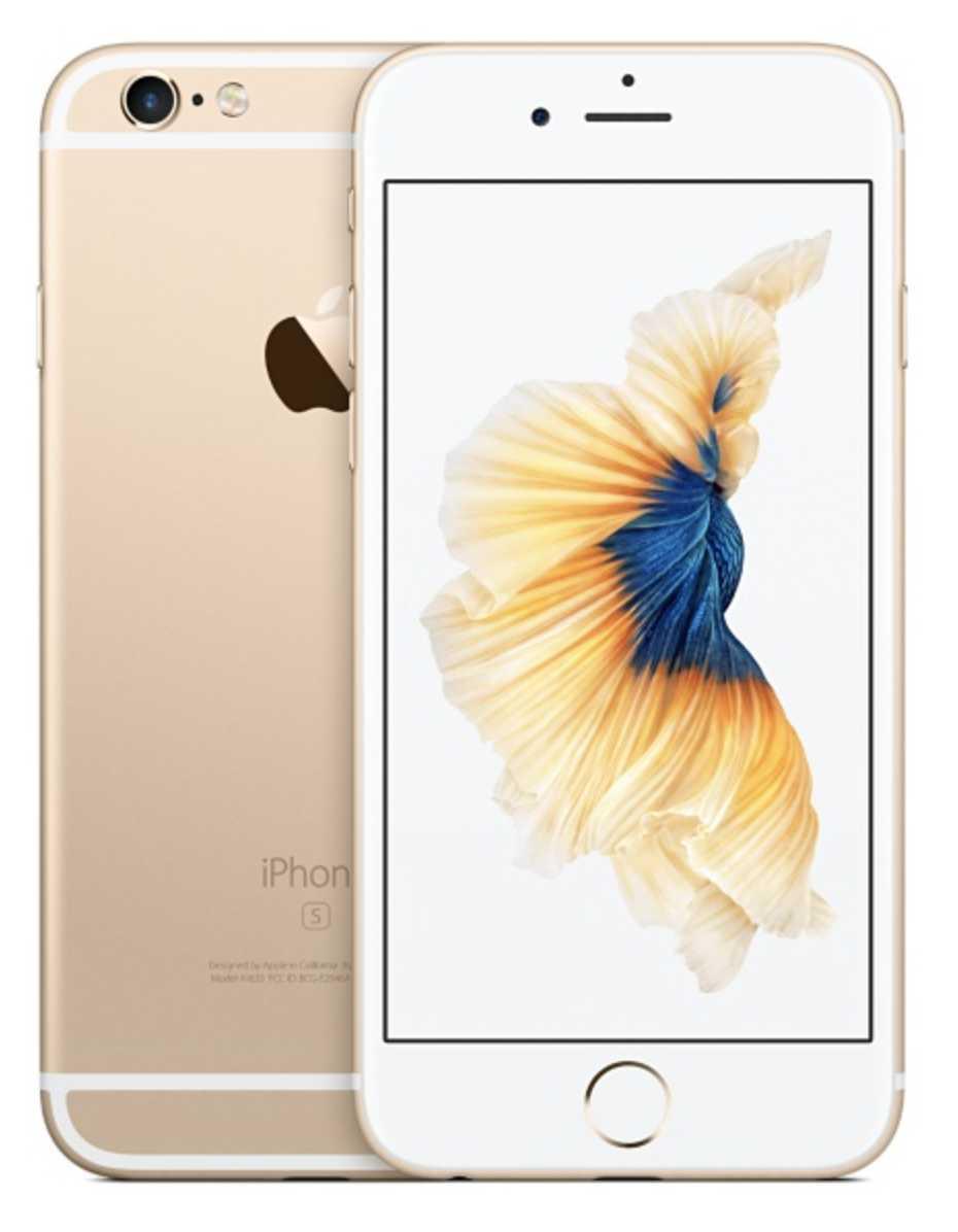 apple iphone 6s gold 32gb bulk fuer 35998e inkl versand statt 424e