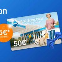 aral supercard fuer 50e kaufen und 5e gratis erhalten