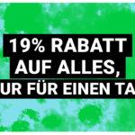 ASOS: 19% Rabatt auf alles