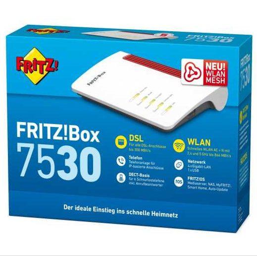avm fritzbox 7530 fuer 10999e statt 121e e1574151205485