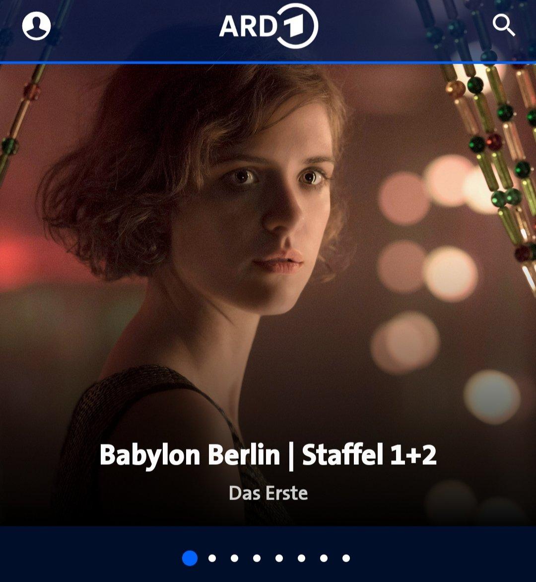 babylon berlin 2. staffel mediathek