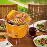 BBQ Picknick- und Tisch Grill
