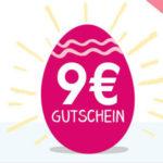 BabyMarkt: 9€-Aktionsgutschein - Mindestbestellwert sind 70€