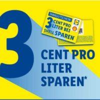 bei lidl fuer 25e einkaufen und 3 cent pro liter bei shell sparen 1