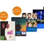 Bei Saturn 3 Blu-ray Steelbooks für 18€