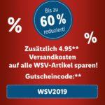 Lidl: Bis zu 60% im WSV + gratis Versand