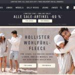 Bis 70% Rabatt bei Hollister auf Sale Artikel