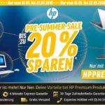 Bis zu 20% im HP Pre-Summer-Sale bei Notebooksbilliger, z.B. HP Pavilion 560