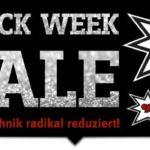 Conrad Black Week Sale: Jeden Tag neue Angebote
