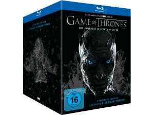 blu rays bei mediamarkt z b game of thrones die komplette 7 staffel mini thron figur fuer 39e statt 62e