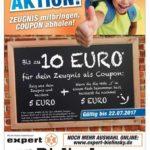 Bonn (LOKAL) aufgepasst: Zeugnisaktion bei Expert-bis 10€ für ein gutes Schulzeugnis
