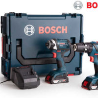 bosch blue kombi bohr und schlagschrauber mit 2x 20 ah akku in l boxx fuer 23890 e inkl versand