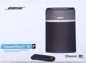 bose soundtouch 10 wireless music system fuer 15499e statt 16999e