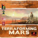 Brettspiel-Gesellschaftsspiel Terraforming Mars
