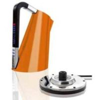 bugatti designer wasserkocher vera orange amazon it