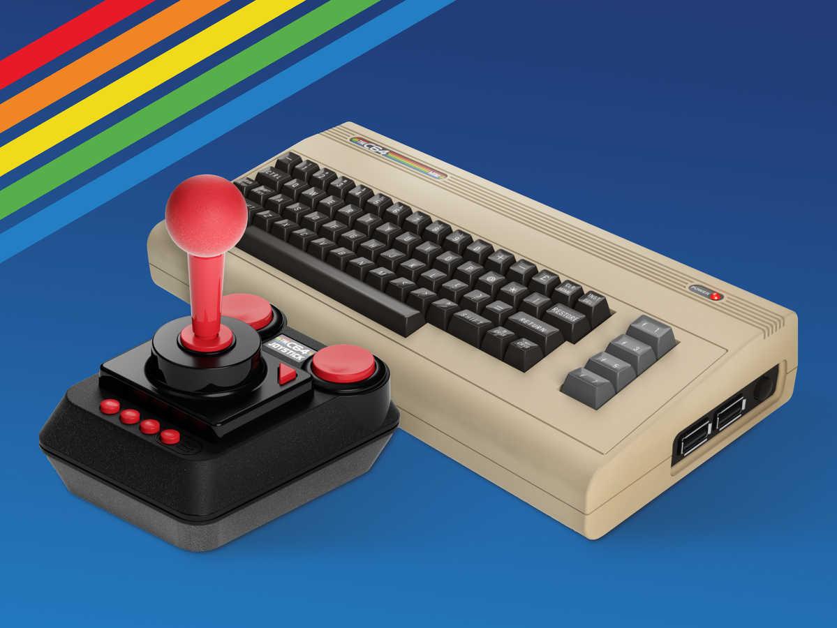 c64 mini konsole