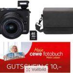 Canon EOS M10 + Extras