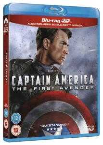 captain america the first avenger als 3d blu ray 2d blu ray bei zoom co uk