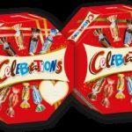 Celebartions Aktion: 2 Celebrations kaufen, 1 gratis bekommen