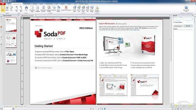 soda pdf home - vollversion