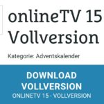 CHIP Adventskalender Türchen 8: onlineTV 15 gratis