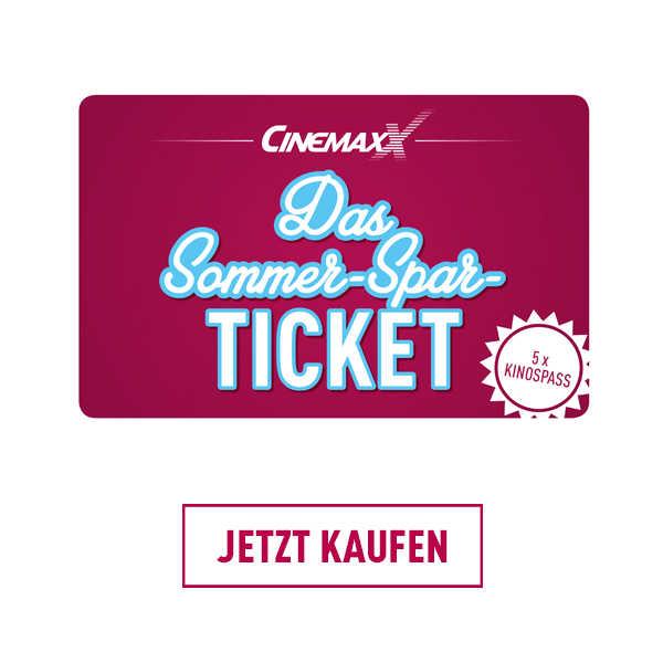 cinemaxx sommer spar ticket 5 filme fuer 2790 e 1