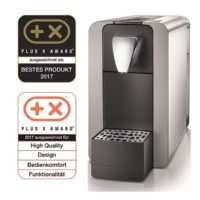 cremesso compact one ii kaffeegenussset thermobecher gratis fuer 8598 e statt 10543 e