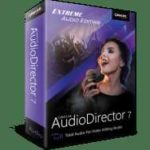 Gratis: CyberLink AudioDirector 7 (Audioeditor für den PC)