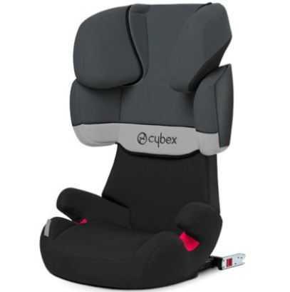 cybex Silver Kindersitz Solution X fix
