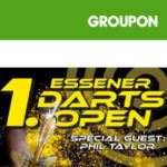 Darts Open in Essen ab 22€