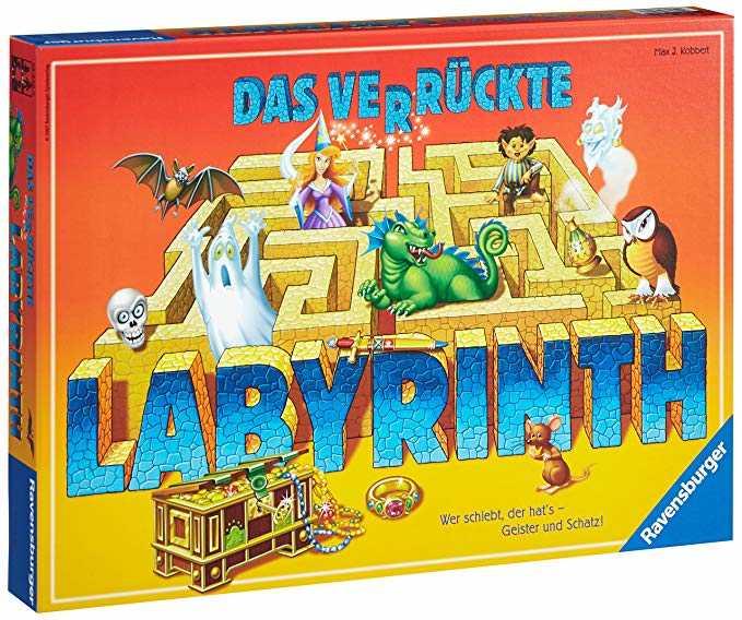 VerrГјcktes Labyrinth