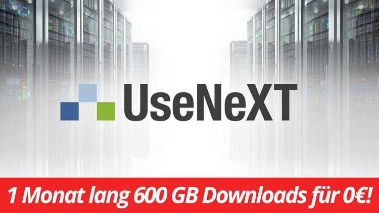 deal von heise und usenext 30 tage usenext kostenlos testen mit einem volumen von 600 gb traffic statt 795 e 1