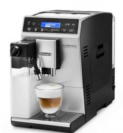 delonghi autentica cappuccino etam 29 660 sb kaffeevollautomat fuer 42999e statt 479e