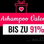Der große Ashampoo Valentins-Sale ! Sparen bis zu 91% Rabatt